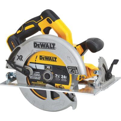 DeWalt 20 Volt MAX XR Lithium-Ion Brushless 7-1/4 In. Cordless Circular Saw (Bare Tool)