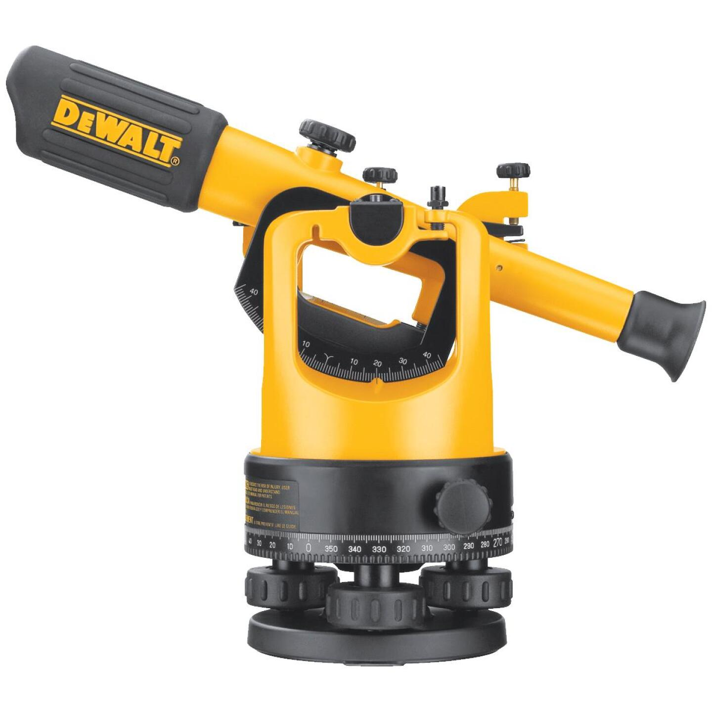 Dewalt 200 ft. Range Transit Level Image 1