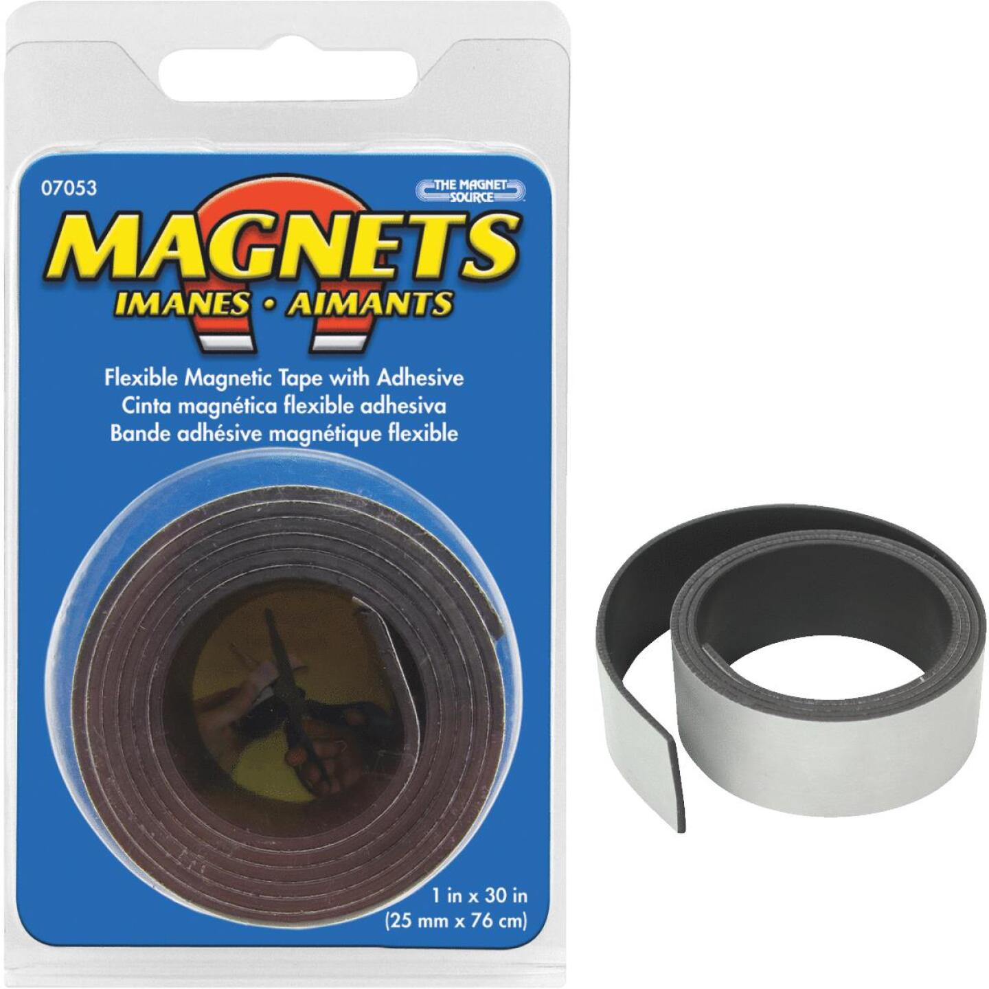 Master Magnetics 30 in. x 1 in. Magnetic Tape Image 1