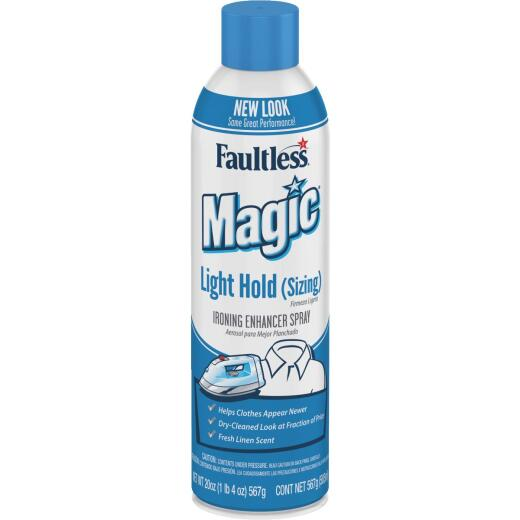 Faultless Magic 20 Oz. Fabric Sizing Aerosol Starch