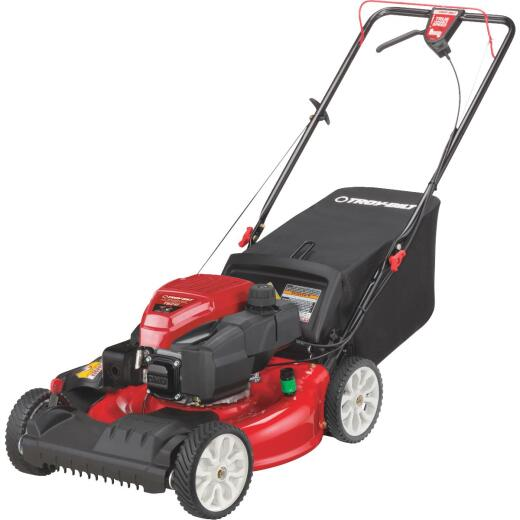 Troy-Bilt TB210 21 In. 159cc FWD Self Propelled Gas Lawn Mower